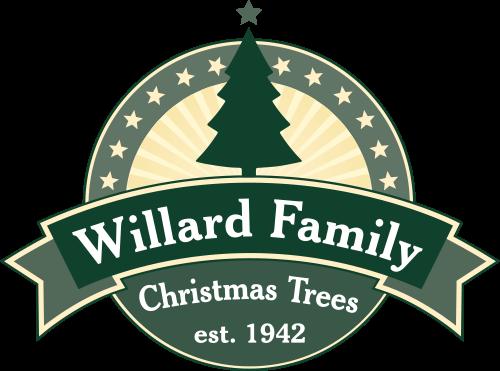 Christmas Tree Farm Logo.Home Willard Family Christmas Trees