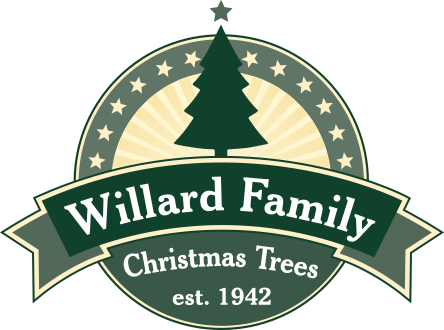 Willard Family Christmas Trees