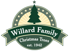 Willard Family Christmas Trees Logo